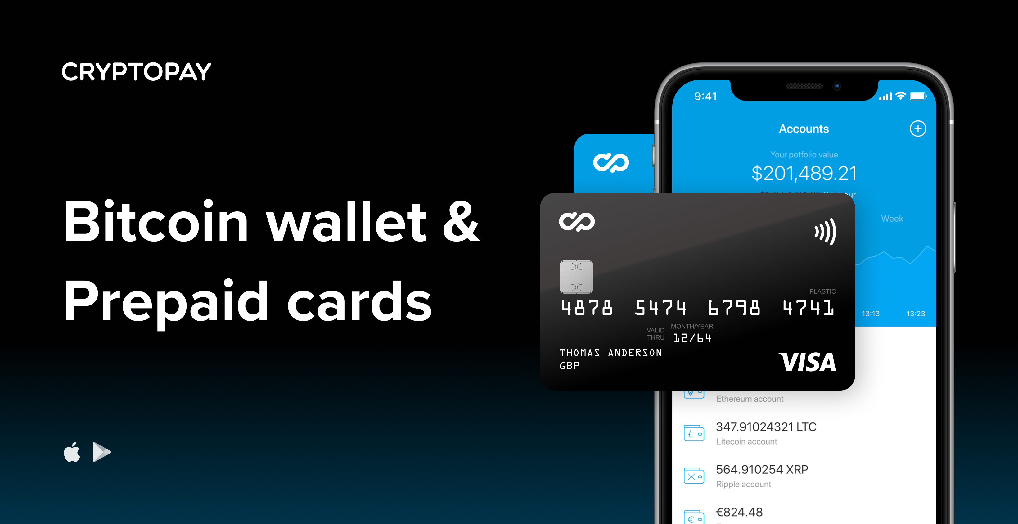 cryptopayme bitcoin debit card - Prepaid Cards Near Me